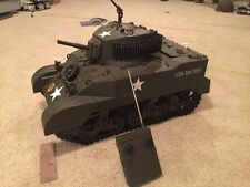 ULTIMATE SOLDIER WWII RADIO CONTROLLED M5 STUART 1:6 TANK 21st century