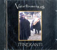 VERBANUS Itineranti CD NEW Sealed