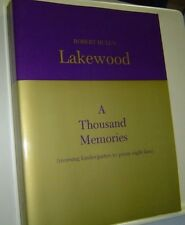 LAKEWOOD A THOUSAND MEMORIES Robert Bob Hull LAKEWOOD OHIO Genealogy HIGH SCHOOL