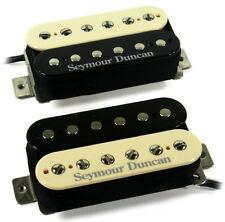 NEW Seymour Duncan SH-18 Whole Lotta Humbucker PICKUP SET Jimmy Page Zebra