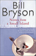 Notes from a Small Island by Bill Bryson (Paperback, 1996)