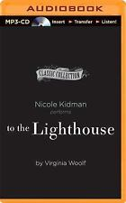 To the Lighthouse by Virginia Woolf (2014, MP3 CD, Unabridged)