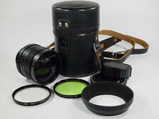 NEW !! Lens Mir-38V 3.5/65mm for Kiev-88TTL. s/n 803660. Kit.