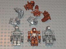 Lot LEGO exo force exoforce Minifig 53988px1 & 53988 / Set 7703 8108 7707 ...