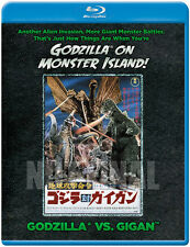 Godzilla vs. Gigan Blu-ray Region A JPN LNG