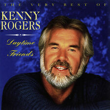 KENNY ROGERS - DAYTIME FRIENDS...THE VERY BEST OF: CD ALBUM