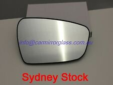 RIGHT DRIVER SIDE KIA CERATO 2013 - 2016 MIRROR GLASS WITH BASE