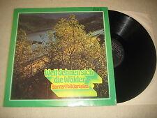 Harzer Folkloristen - Weit dehnen sich die Wälder  Vinyl  LP Eterna