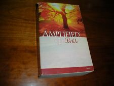 """""""The Amplified Bible"""" Watchtower Research Jehovah Study IBSA"""