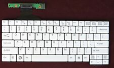 Fujitsu CP297222-02  Us English Keyboard (white) For Lifebook T Series, Grade A