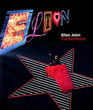 The Red Piano [2 CDs/Blu-Ray] by Elton John (CD, 2008, 3 Discs)