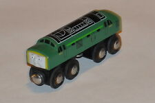 BRIO THE DIESEL D261 Thomas the Tank Train Wooden Engine Railway RARE RETIRED