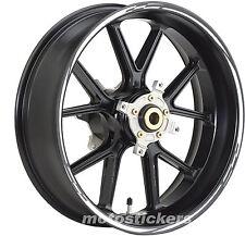 Adesivi cerchi tuning per Benelli TRE K- stickers wheels