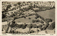 Tunbridge Wells from the Air. Grosvenor Recreation Ground in SFS Series # 2276.