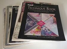 lot of 10+book quilting sewing crafting patchwork lap quilting Looney Toons