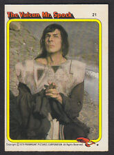 Topps - Star Trek - The Motion Picture 1980 - # 21 The Vulcan Mr Spock