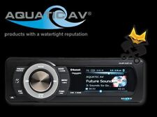 AQUATIC AV SIRIUSXM HARLEY RADIO REPLACEMENT BLUETOOTH STEREO (COLOR SCREEN)