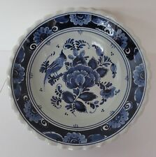 Delft Blauw Hand Painted, Signed & Numbered Bowl - EXCELLENT CONDITION