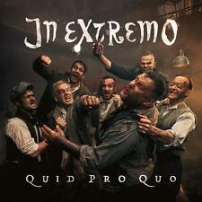 In Extremo - Quid Pro Quo  (2016) CD - original verpackt - Neuware
