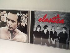 "2 CDs: Adam Ant ""Wonderful"" & Elastica."