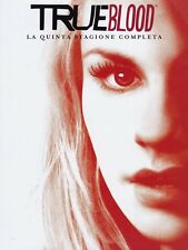 TRUE BLOOD - STAGIONE 5 (5 DVD) SERIE CULT HORROR con Anna Paquin, Stephen Moyer