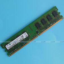Samsung 2GB PC2-6400 DDR2-800 DDR2 800Mhz 240pin Desktop Memory Low Density RAM