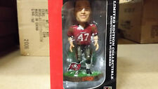 Tampa Bay Buccaneers John Lynch Game Worn Forever Collectibles Bobble Head