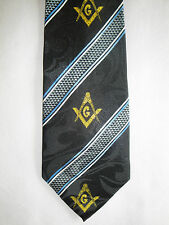 Masonic Square & Compass good quality religious neck tie