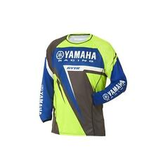 GENUINE YAMAHA MX LYNG JERSEY MENS LARGE A17-GT112-G1-0L