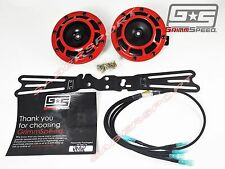 Grimmspeed Mounting Bracket + Supertone Hella Horn + Wiring for 02-14 WRX STI