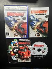 BURNOUT DOMINATOR  - playstation 2 ps2, italiano