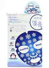 DKCC Ice Cooling Semi-Permanent Mask (Soothing Antipuretic)