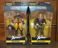 Marvel Legends X-men Wolverine Juggernaut and Warlock Build a figure Baf Logan!