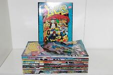 Fumetto serie completa X-MEN 2099 0/18 COMPLETA