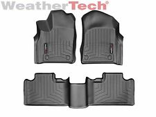 +WeatherTech Floor Mat FloorLiner for Jeep Grand Cherokee - 2016 - Black