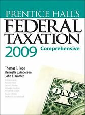 Prentice Hall's Federal Taxation 2009: Comprehensive (22nd Edition)