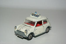 DINKY TOYS 250 MINI MINOR POLICE CAR EXCELLENT CONDITION