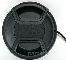 LC-62 center pinch cap for Camera lens with 62 mm filter thread ,