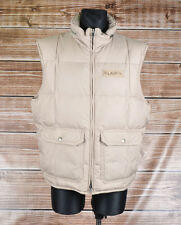 Ralph Lauren Polo Down Hooded Men Vest Jacket Size XL, Genuine