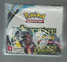 Pokemon XY XY7 Ancient Origins Booster Box Factory Sealed