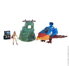 POINT DREAD TALON FIGHTER & new TEELA MOTU Masters Universe Classics HE MAN NEU