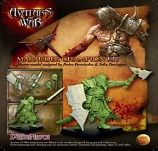 Avatars of War Marauder Champion Kit Chaos BNIB