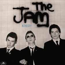 THE JAM In The City POLYDOR RECORDS Sealed COLORED VINYL Record LP