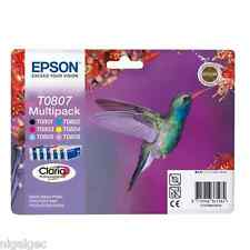 EPSON T0807 ORIGINALE PER EPSON STYLUS PHOTO P50 PX650