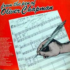 OLIVER CHAPMAN from the pen of 2 LP VG Private Press Modern Soul Funk 1989 MP3