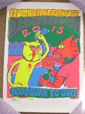 THREE FLOYDS BREWING Poster DARK LORD DAY 2015 ROB SYERS craft beer brewery 3