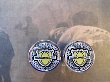 Vintage style Somec Handlebar End Plugs