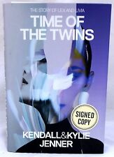 Kendall and Kylie Jenner Signed Autographed Book JSA Authentic Q98404