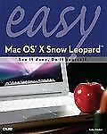 Easy Mac OS X Snow Leopard-ExLibrary