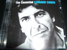 Leonard Cohen Essential Very Best Of Greatest Hits 2 CD - New